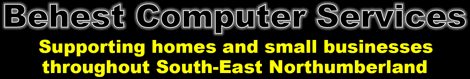 Behest Computer Services - Supporting homes, businesses and communities throughout Northumberland